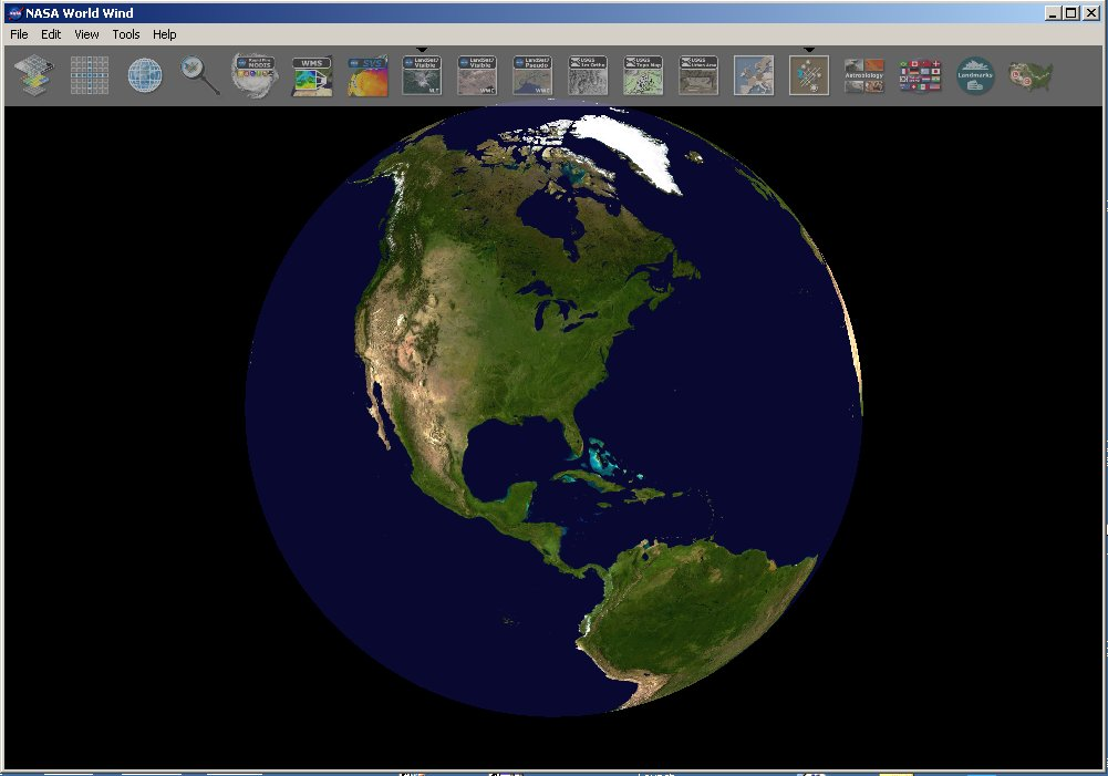 Nasaworldwindg which provides better maps photos and links to local services gumiabroncs Images
