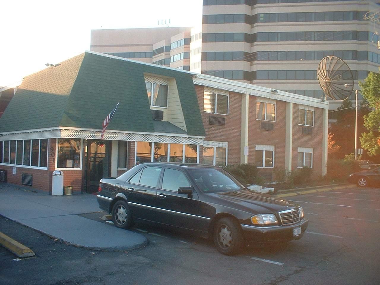 At Crystal City Motel